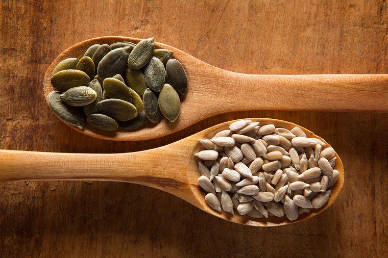 alimentos-ricos-en-zink-semillas