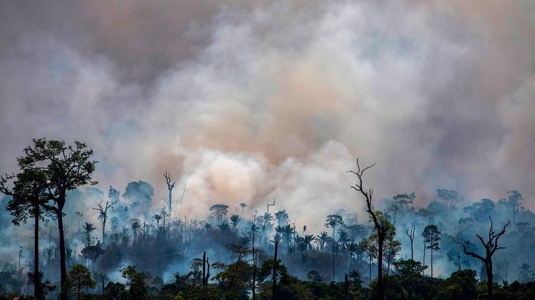 Cambio climático 2019-calentamiento