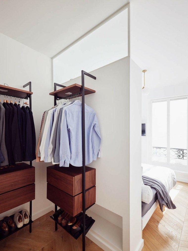La reforma ha permitido añadir un closet al dormitorio principal