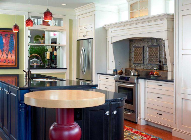 cocinas pequeñas diseño