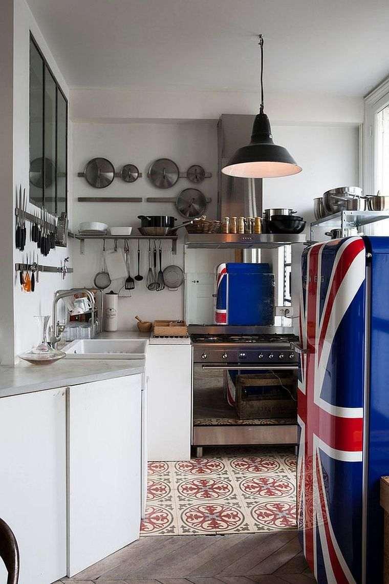 cocinas pequeñas originales