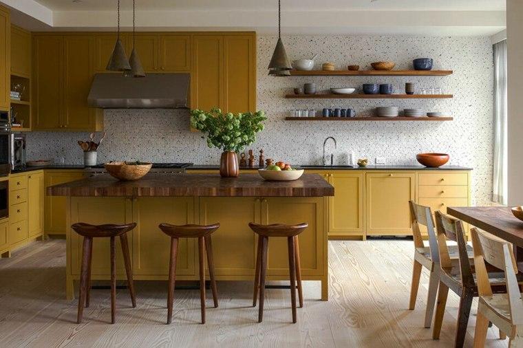 color-amarillo-mostaza-muebles-cocina
