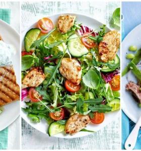 comidas fáciles variedad