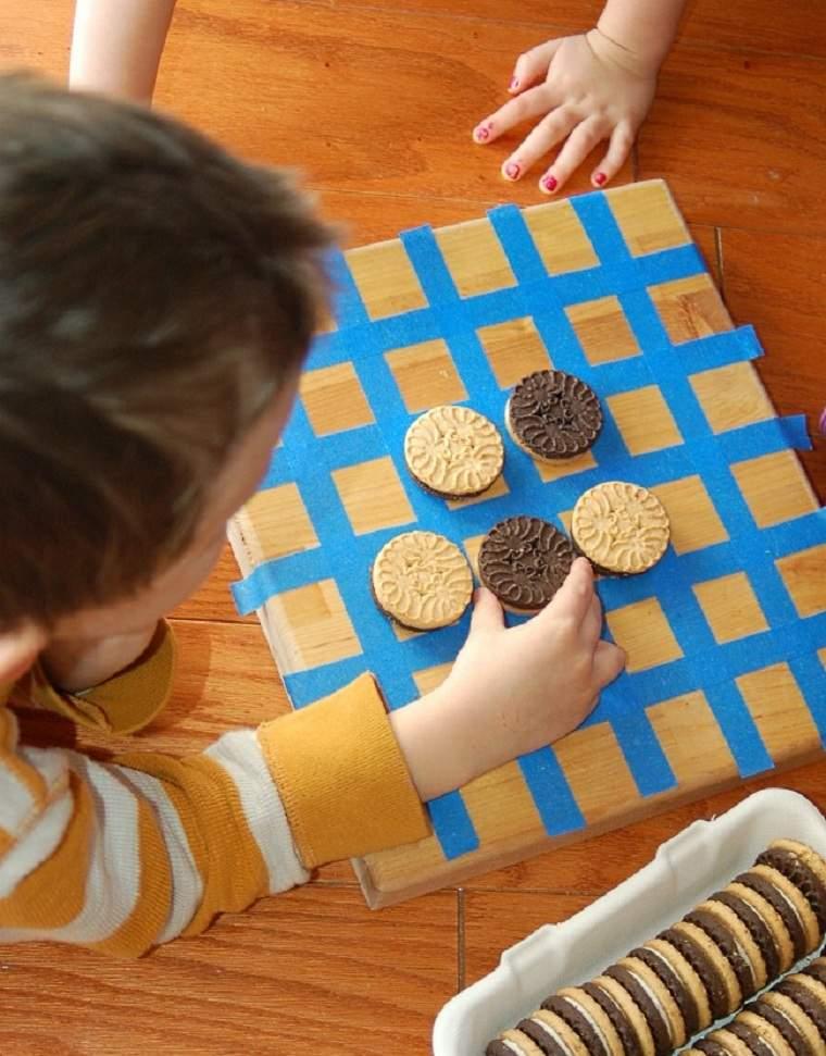 como-entretener-a-los-ninos-en-casa-galletas