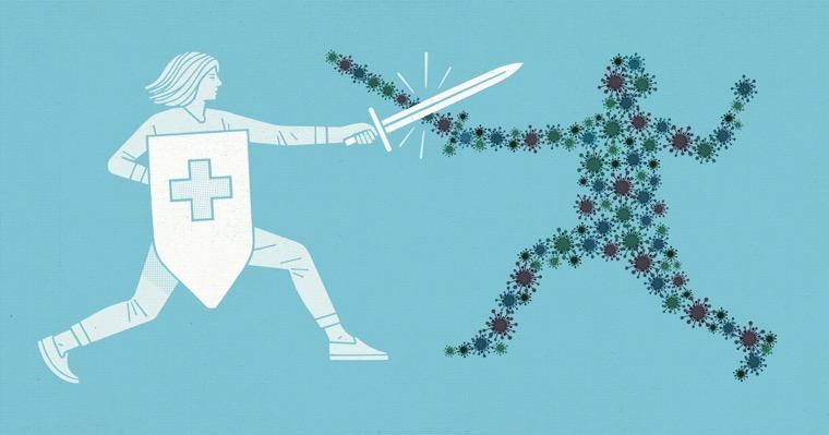 Cómo fortalecer el sistema inmune-salud
