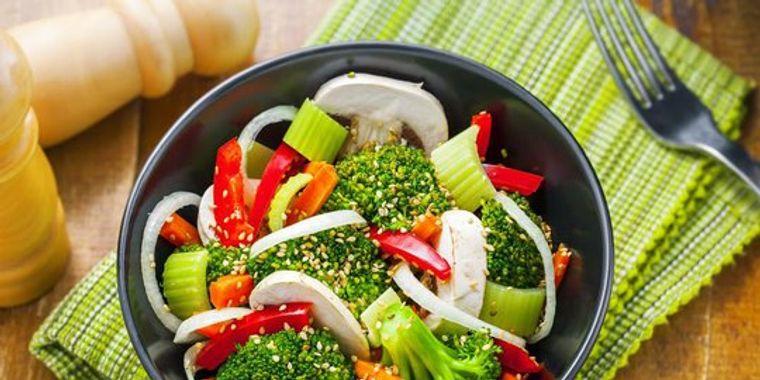 consejos saludables comida vapor