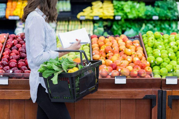 consejos saludables compras