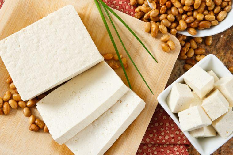 consejos saludables tofu