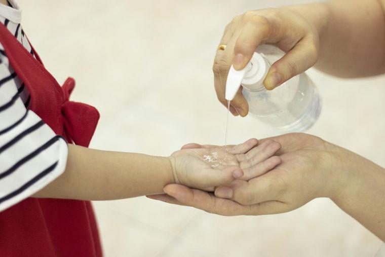 coronavirus desinfectante