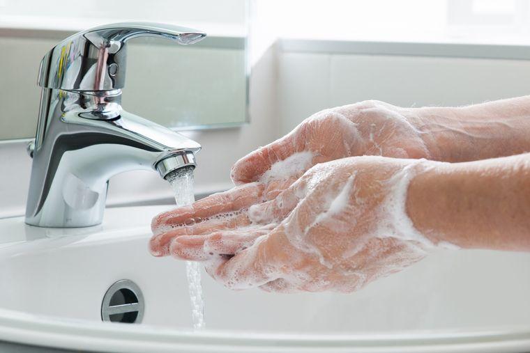 coronavirus lavado