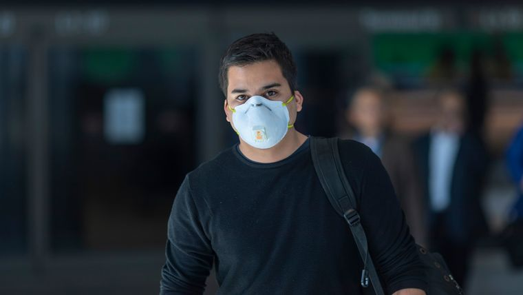 coronavirus mascara facial