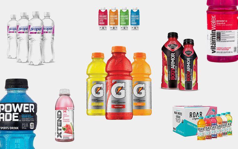 cuarentena bebidas electrolitos
