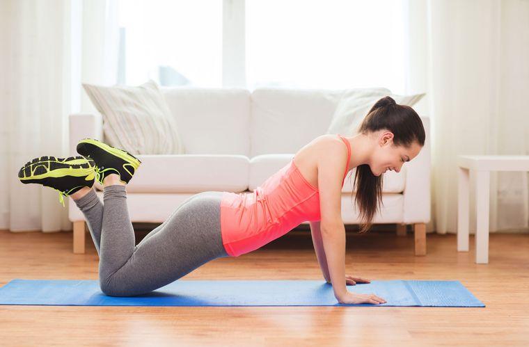 cuarentena ejercicio