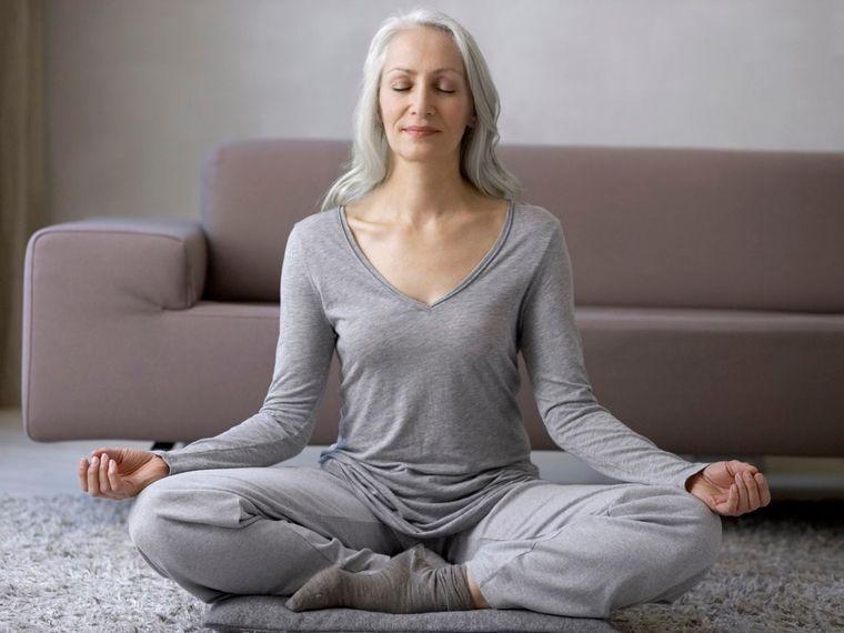 cuarentena meditacion