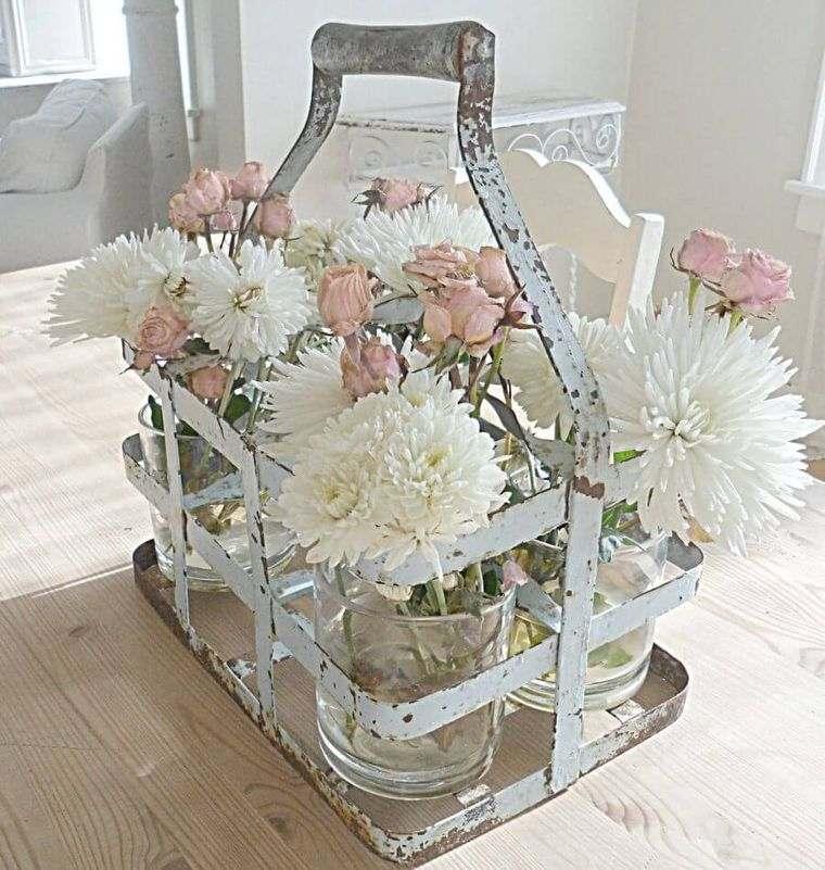 decoración primavera antiguo