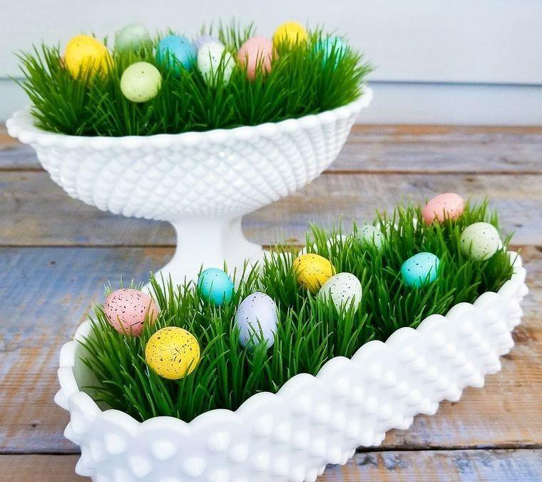 decoración primavera delicadas