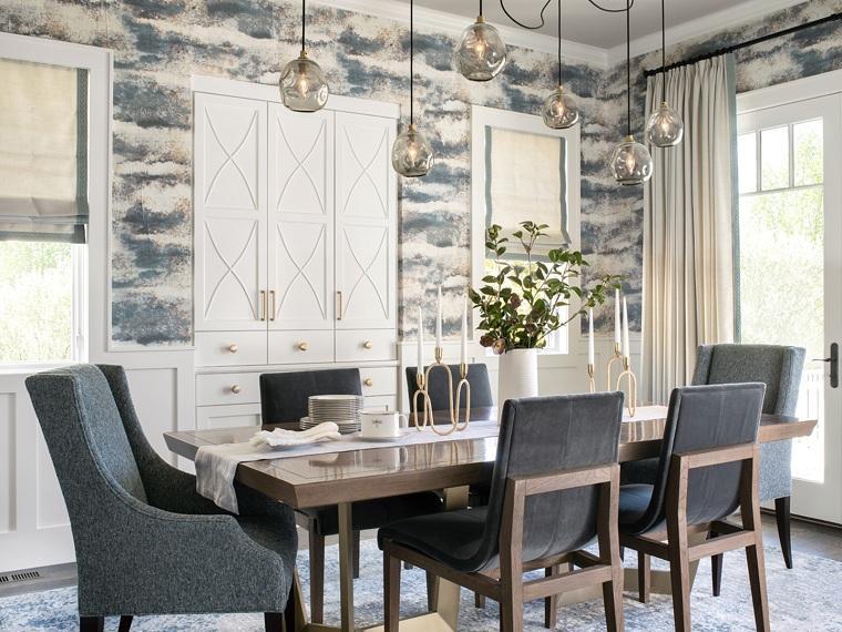 decorar-pared-comedor-estilo-moda