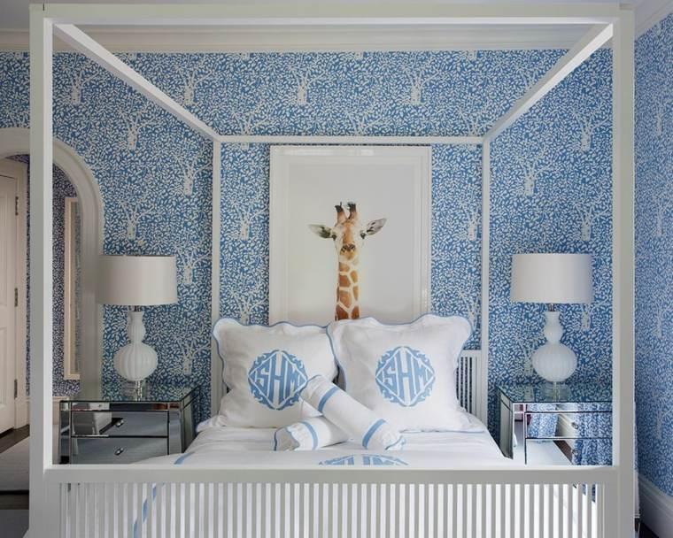 decorar-paredes-color-azul-dormitorio