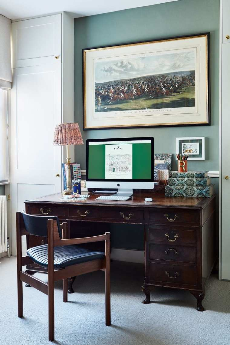 diseno-clasico-escritorio-ideas