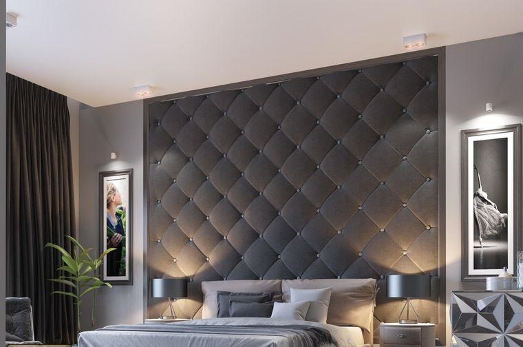 dormitorios arte paredes