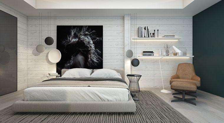 dormitorios arte