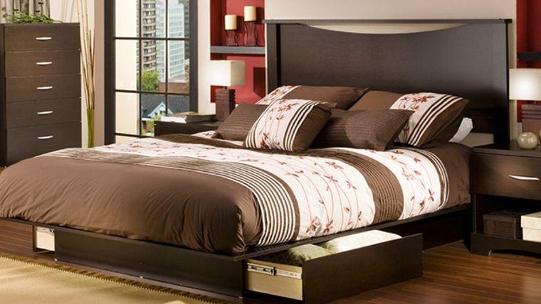 dormitorios cama