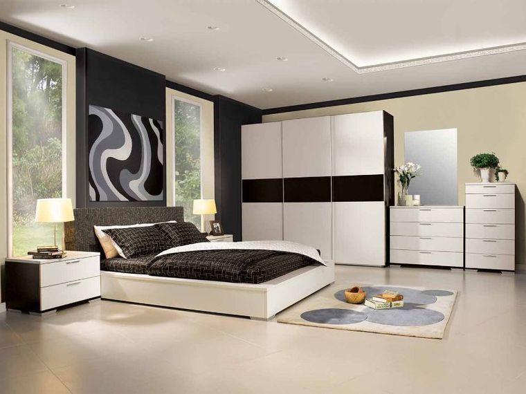 dormitorios despejados