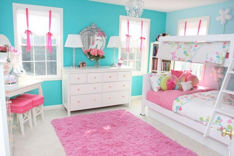 dormitorios infantiles compartidos