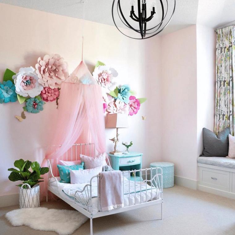 dormitorios infantiles delicados
