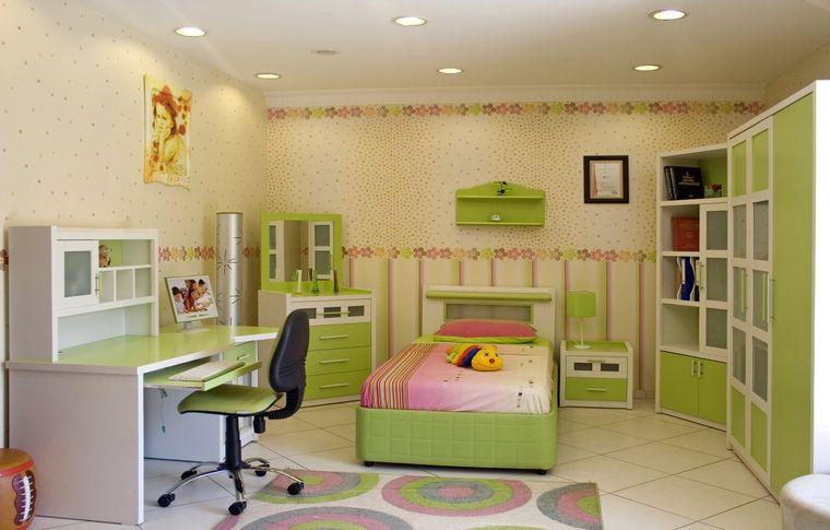 dormitorios infantiles diseño