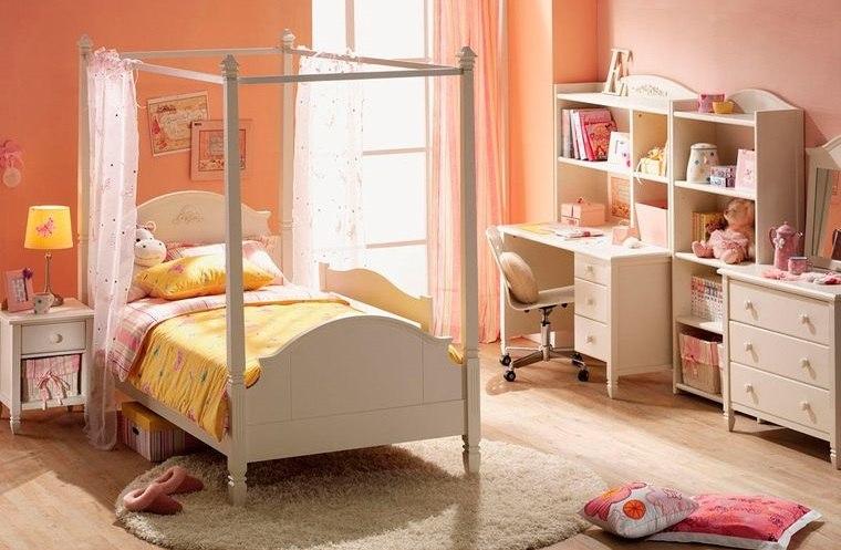 dormitorios infantiles funcionales