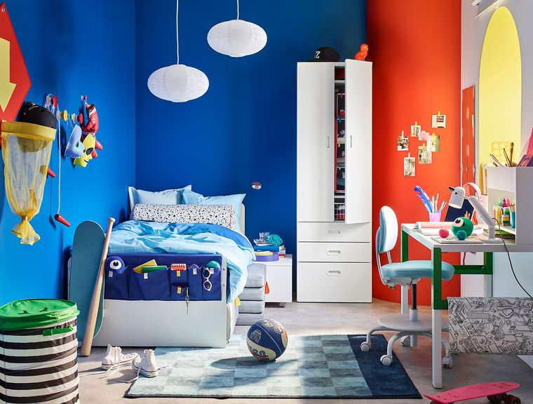 dormitorios infantiles llamativo