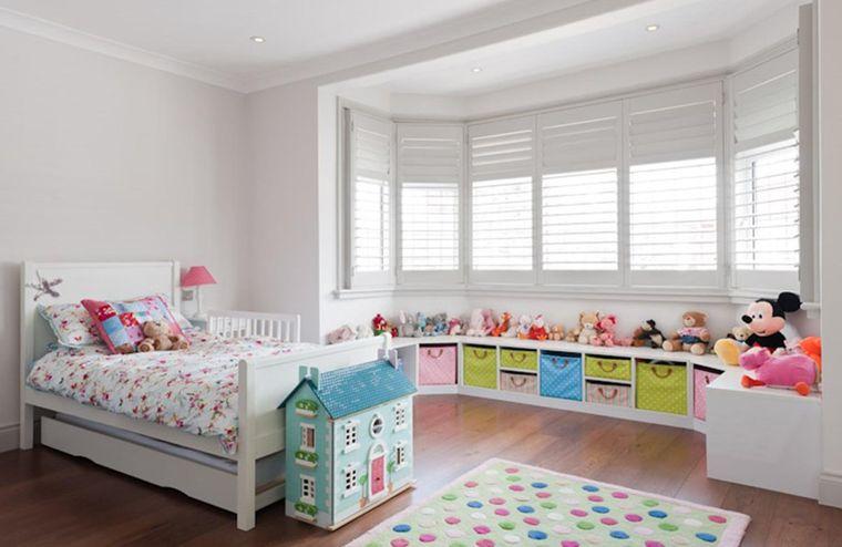 dormitorios infantiles minimalista