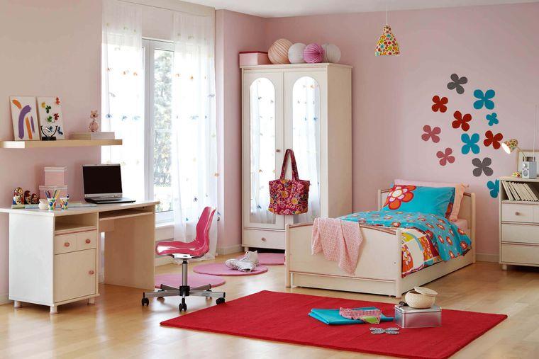 dormitorios infantiles muebles pequeños