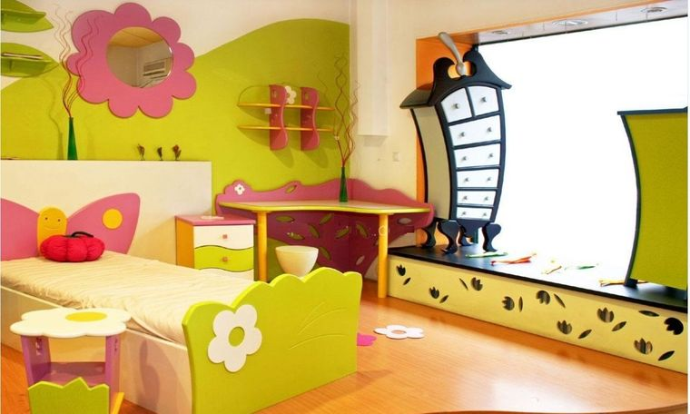 dormitorios infantiles original