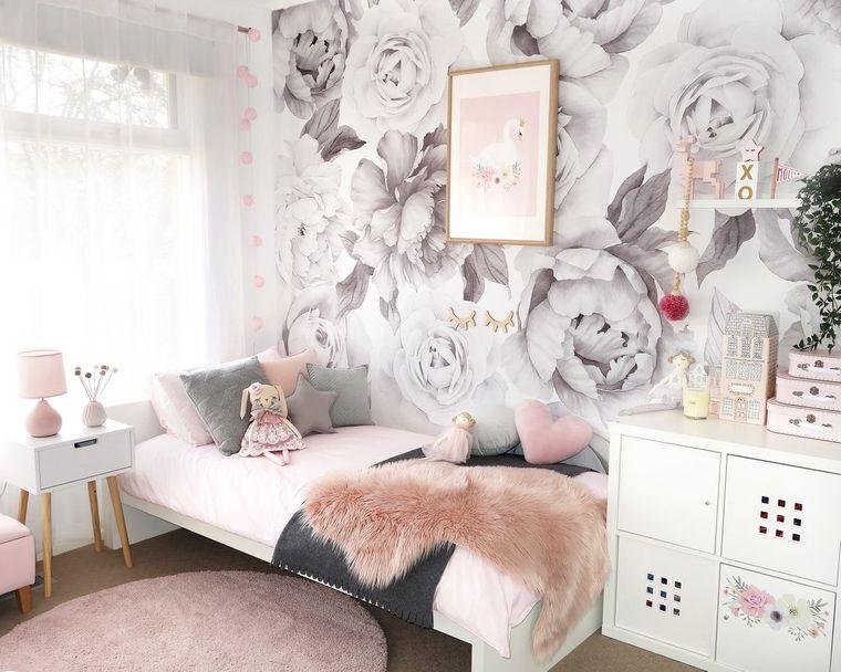 dormitorios infantiles papel