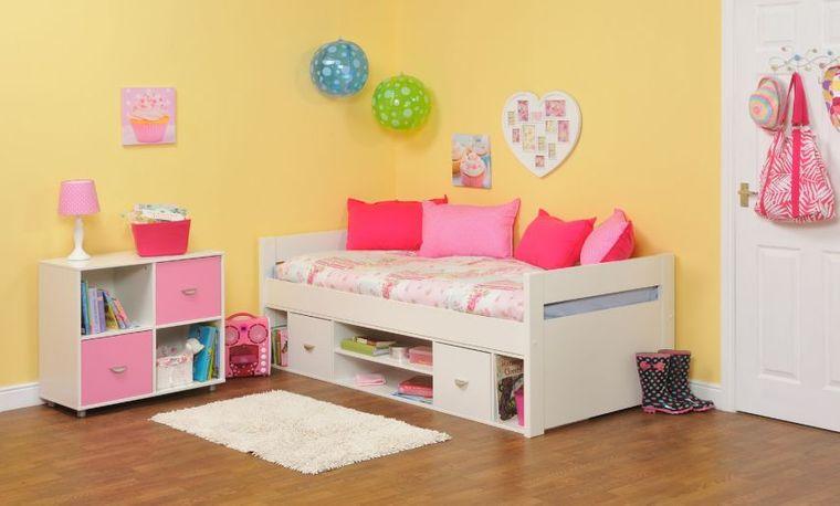 dormitorios infantiles sencillos