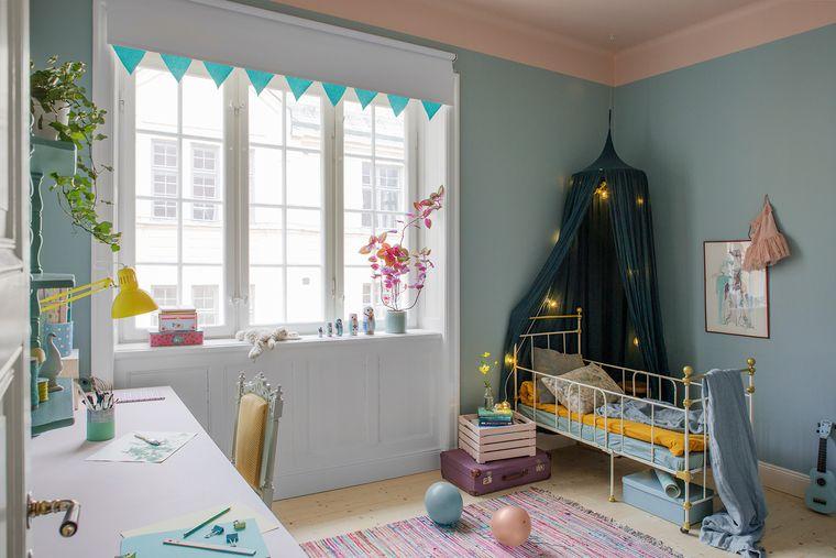 dormitorios infantiles sutiles