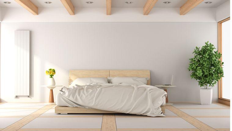dormitorios minimalista