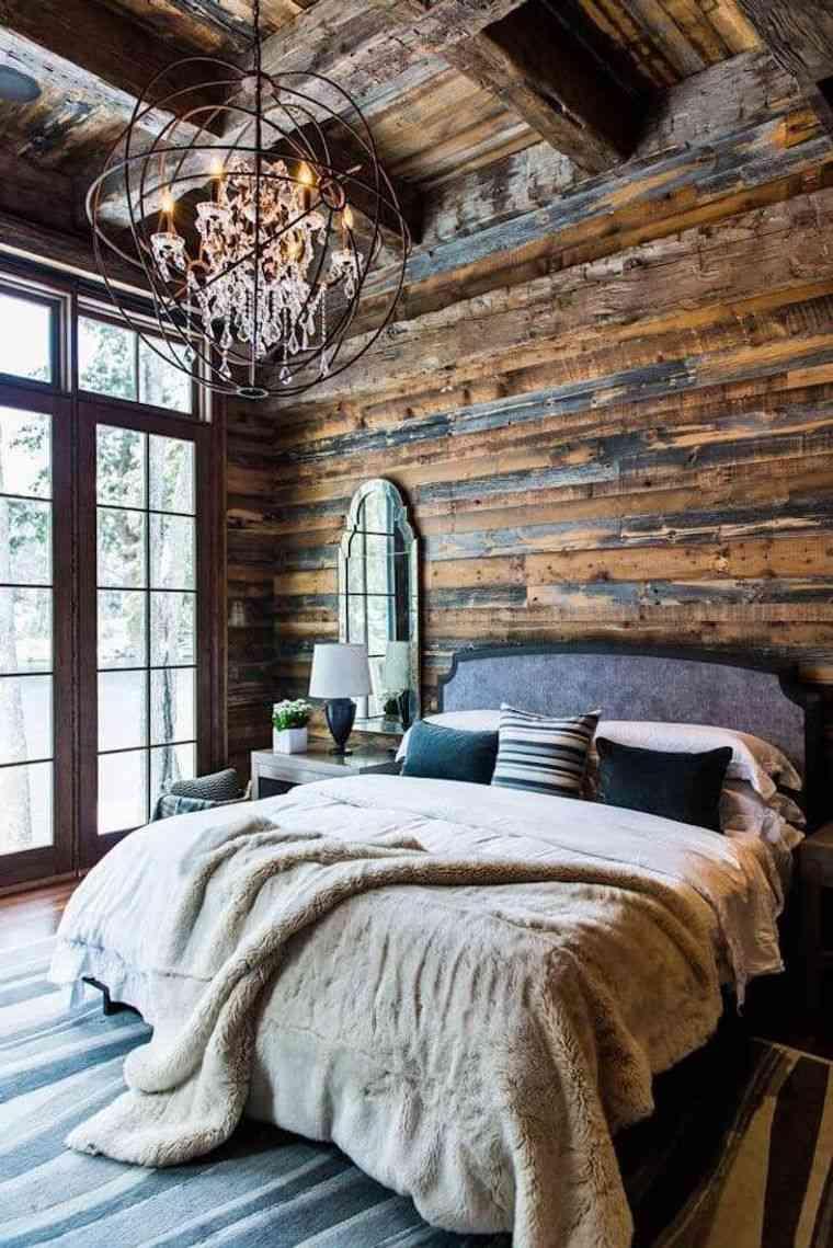 dormitorios rustico