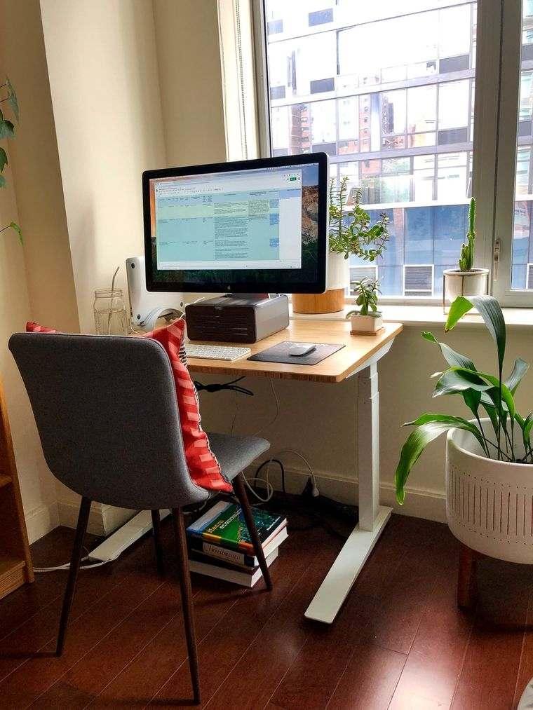 estación de trabajo productiva