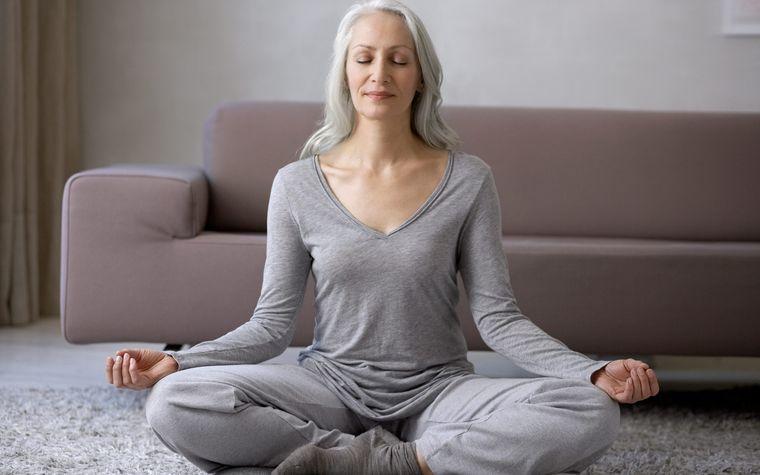 estar en forma meditacion
