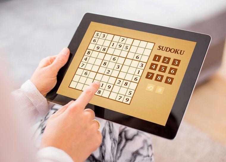 estar en forma sudoku