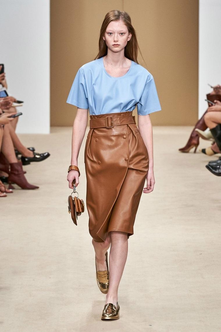 Faldas de moda 2020-cruzadas