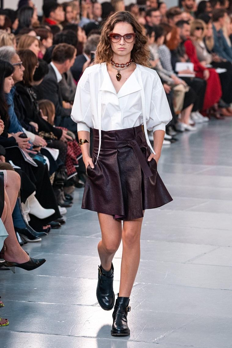faldas-de-moda-2020-cuero-ideas