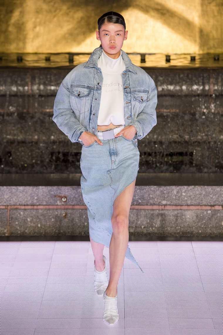 faldas-de-moda-2020-denim-Alexander-Wang