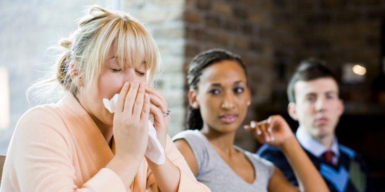 hábitos de higiene contagio