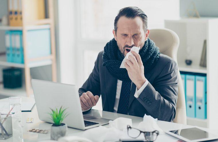 hábitos de higiene gripe