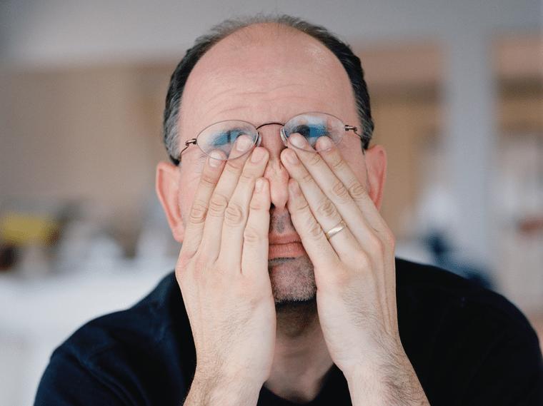 hábitos de higiene ojos
