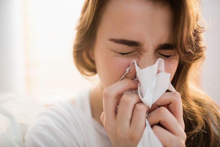 hábitos de higiene resfriado